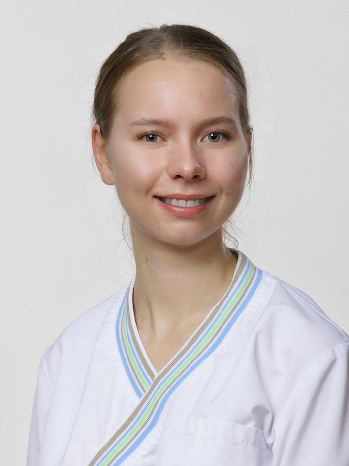 Maria Leppänen, Hammashoitaja